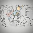 супермен по дороге на работу, Алёшин Игорь